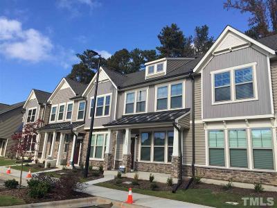 Durham County Rental For Rent: 1123 Midtowne Way