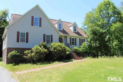 Lee County Single Family Home For Sale: 607 Cashmere Court