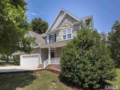 Youngsville Single Family Home Pending: 10 Tanager Farms Drive