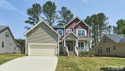 Garner Single Family Home For Sale: 255 Axis Deer Lane