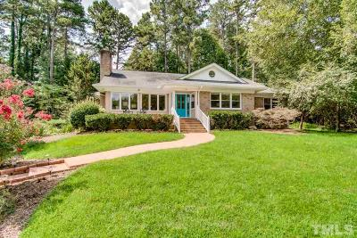 Durham County Single Family Home For Sale: 321 Latta Road