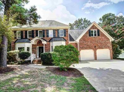 Durham Single Family Home For Sale: 7 Allen Moore Court
