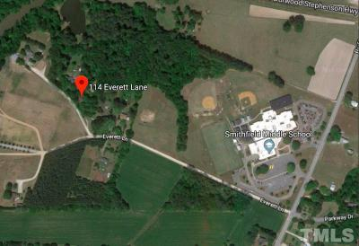 Smithfield Residential Lots & Land For Sale: 114 Everette Lane