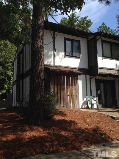 Raleigh Condo For Sale: 4274 Lake Ridge Drive #4274