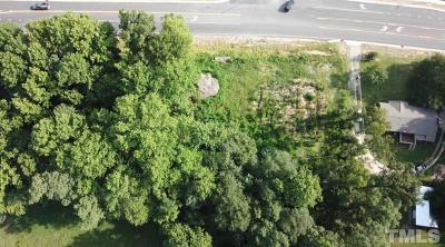 Wake County Residential Lots & Land For Sale: 1621 Old Honeycutt Road