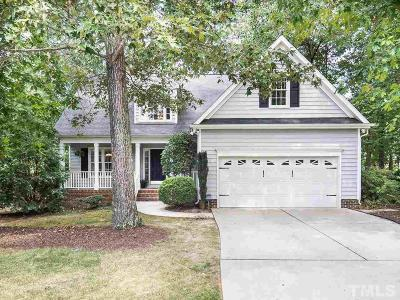 Fuquay Varina Single Family Home For Sale: 917 Glenmacie Drive