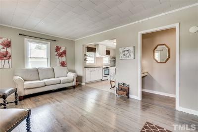 Durham Single Family Home For Sale: 2416 Anacosta Street
