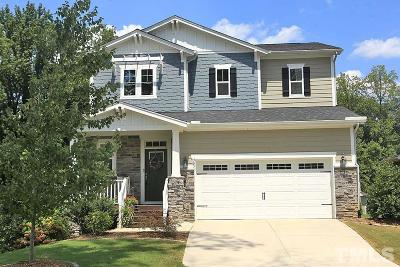 Wake County Single Family Home Contingent: 705 Birch Arbor Circle