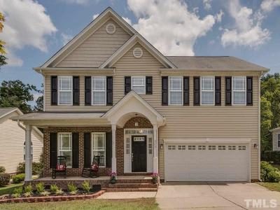 Holly Springs Single Family Home For Sale: 213 Rivendell Drive