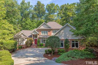 Chapel Hill Single Family Home For Sale: 10364 Stephens