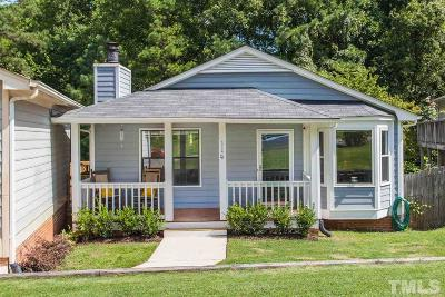 Cary Single Family Home Contingent: 114 Oak Hill Loop