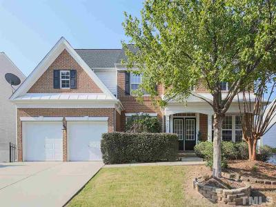 Raleigh Single Family Home For Sale: 7647 Silver View Lane