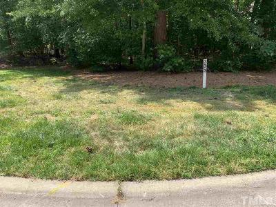 Chapel Hill Residential Lots & Land For Sale: 83201 Jarvis