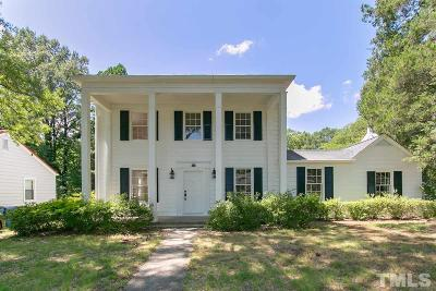 Durham Single Family Home For Sale: 1511 N Duke Street