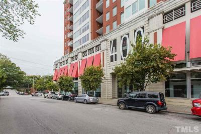 Wake County Condo For Sale: 400 W North Street #1100