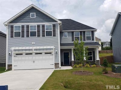 Johnston County Rental For Rent: 284 E Webber Lane