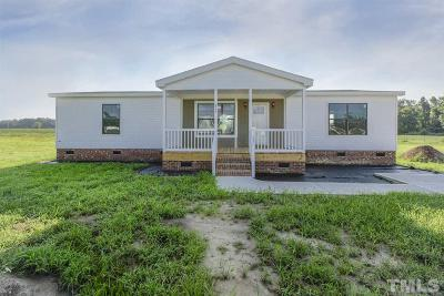 Johnston County Manufactured Home For Sale: 131 Star Dust Lane