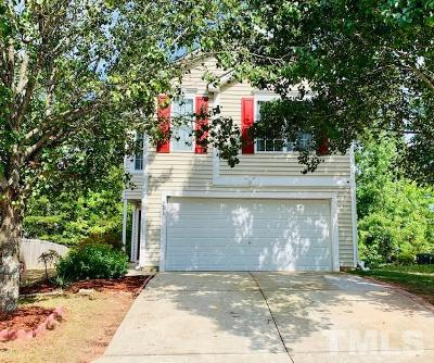 Durham Single Family Home For Sale: 2823 Bombay Drive