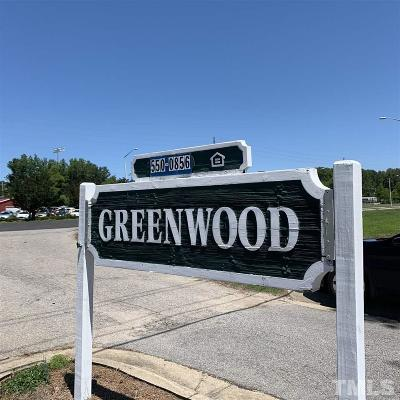 Johnston County Rental For Rent: 402 Greenwood Drive
