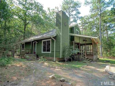 Chapel Hill Single Family Home Contingent: 2514 Overland Passage