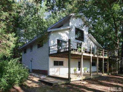 Chapel Hill Single Family Home For Sale: 294 Stags Trail