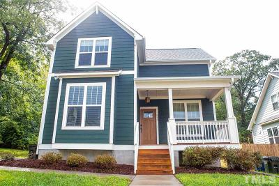 Durham Single Family Home For Sale: 914 South Street