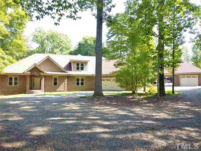 Granville County Single Family Home For Sale: 4537 Old Nc 75 Highway