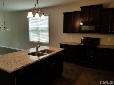 Johnston County Rental For Rent: 28 Griffith Place