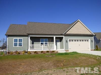 Johnston County Single Family Home For Sale: 81 Inman Way