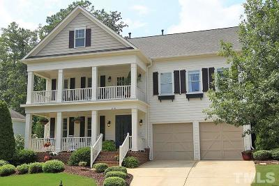 Apex Single Family Home For Sale: 216 Hidden Stream Drive