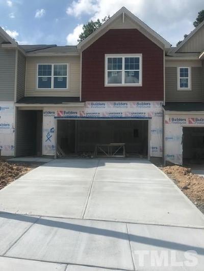 Durham County Rental For Rent: 1014 Flagler Street #6