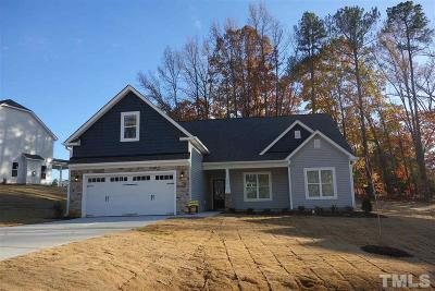 Youngsville Single Family Home For Sale: 104 White Ash Lane