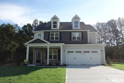 Youngsville Single Family Home For Sale: 204 White Ash Lane