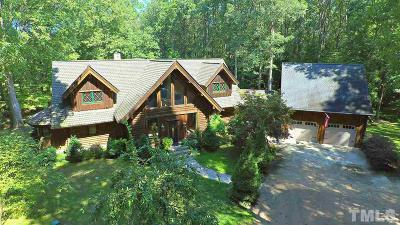 Wake County Single Family Home For Sale: 1733 Acorn Creek Lane