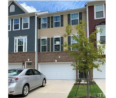 Durham County Rental For Rent: 313 Roche Drive