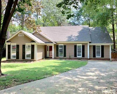 Knightdale Single Family Home For Sale: 1002 Stones Landing