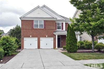 Cary Rental For Rent: 2002 Remington Oaks Circle