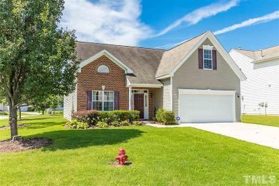 Johnston County Single Family Home For Sale: 2032 Satinwood Drive