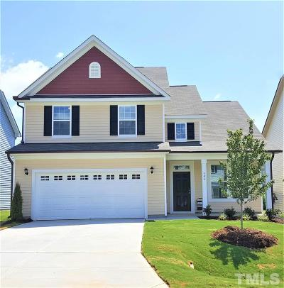 Johnston County Rental For Rent: 384 Outwater Ridge Drive