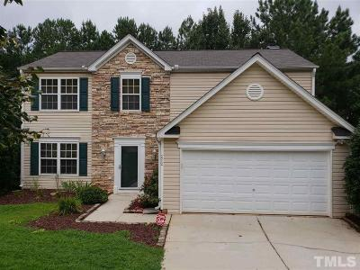 Holly Springs Rental For Rent: 212 Chilmark Ridge Drive