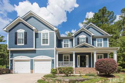 Durham Single Family Home For Sale: 1618 Timber Wolf Drive
