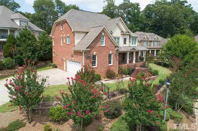 Raleigh Single Family Home For Sale: 1010 Ivy Lane