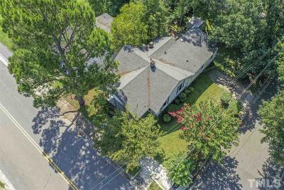 Raleigh Single Family Home For Sale: 1900 Oakwood Avenue