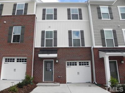 Cary Rental For Rent: 538 Pemberwich Place