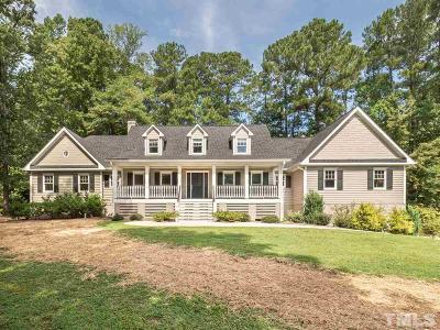 Apex Single Family Home For Sale: 1001 Greenlea Drive