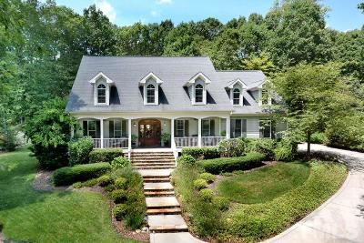Chapel Hill Single Family Home For Sale: 10451 Council