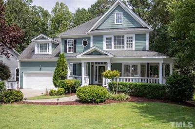 Apex Single Family Home Contingent: 104 Cedar Wynd Drive