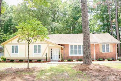 Nash County Single Family Home For Sale: 2413 Winstead Road