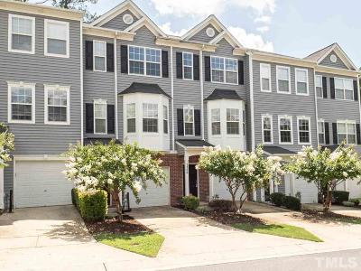 Durham Townhouse For Sale: 1306 Holly Grove Way