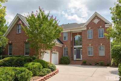Brier Creek Single Family Home For Sale: 9636 Heathermill Lane